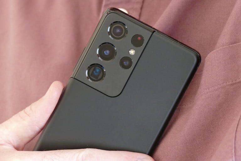 جالكسي إس 21 الترا أفضل هواتف اندرويد للجيل الخامس