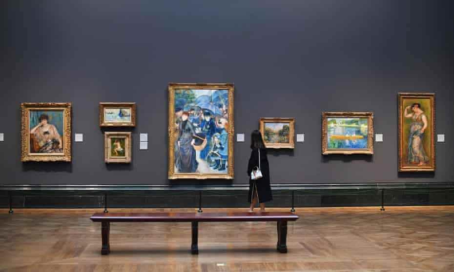 المتحف-القومي-في-لندن،ا