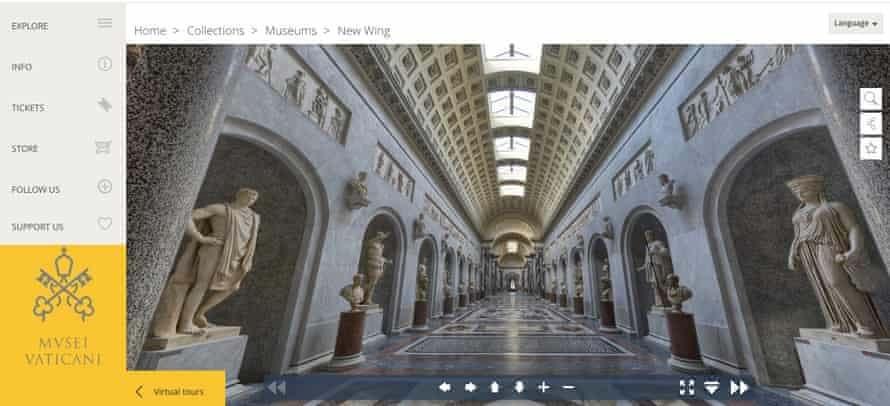 متحف-الفاتيكان-بروما-ا