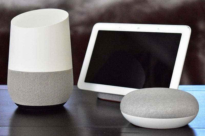 جوجل-هوم-قائمة-التصميمات-والاشكال