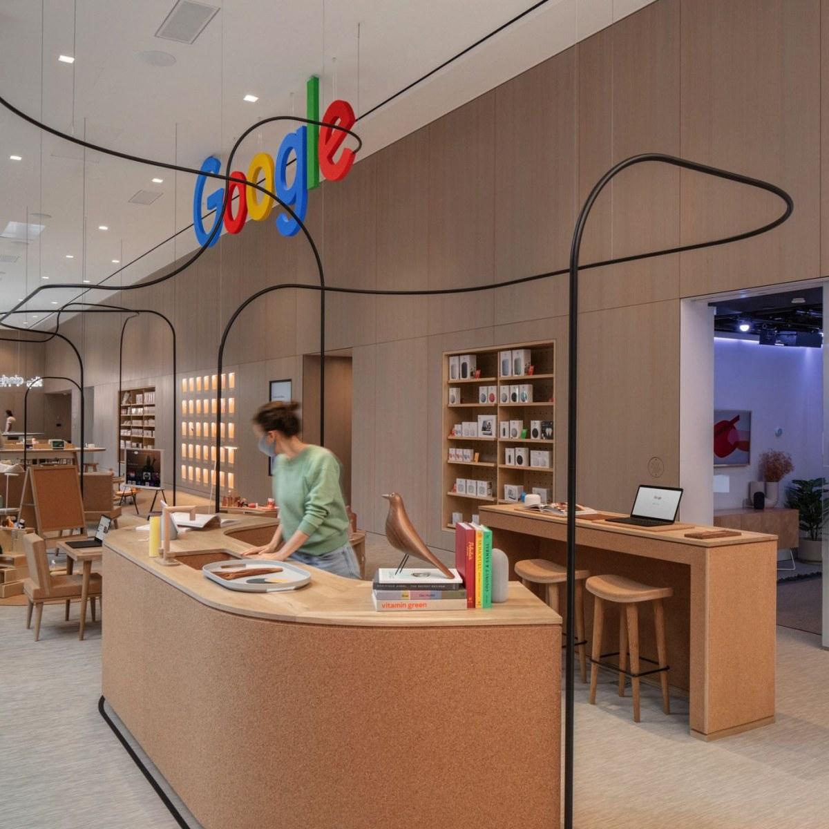 تفاصيل متجر جوجل الجديد بالصور